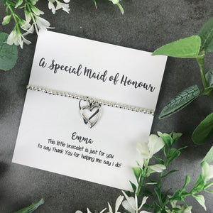A Special Maid Of Honour Bracelet-3-The Persnickety Co