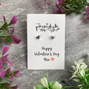Happy Valentine's Day Earrings-3-The Persnickety Co
