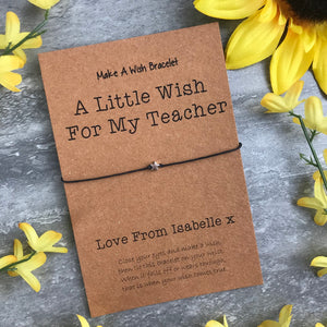 A Little Wish For A Teacher-4-The Persnickety Co