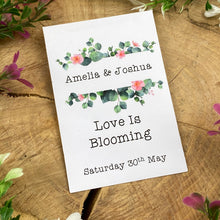 Load image into Gallery viewer, Love Is Blooming - Wedding Favours-4-The Persnickety Co