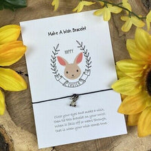 Load image into Gallery viewer, Happy Easter Wish Bracelet-9-The Persnickety Co
