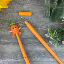 Load image into Gallery viewer, Cute Carrot Man Gel Pen