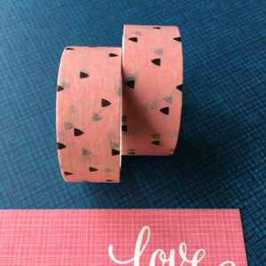 Little Triangles Washi Tape-3-The Persnickety Co