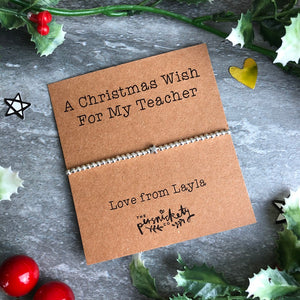 A Christmas Wish For My Teacher-7-The Persnickety Co