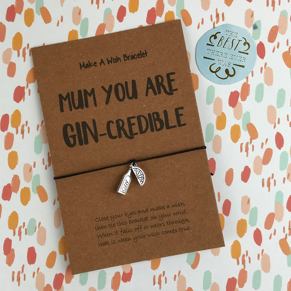 Mum You Are Gin-credible-The Persnickety Co