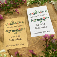 Load image into Gallery viewer, Love Is Blooming - Wedding Favours-3-The Persnickety Co