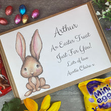 Load image into Gallery viewer, Happy Easter Personalised Chocolate Box