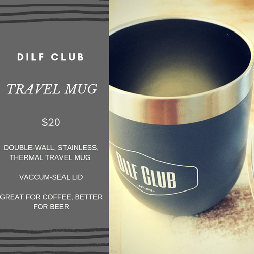 DILF Club Coffee Mug