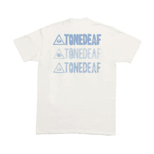 Load image into Gallery viewer, Tone Deaf Tee (White)