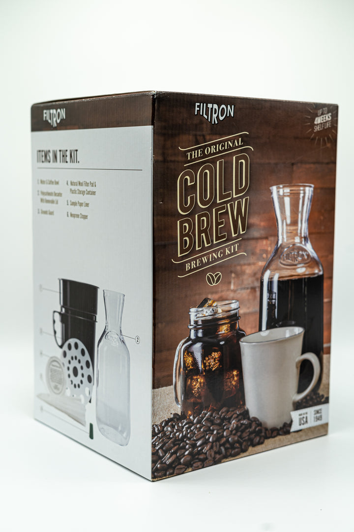 Filtron Cold Brew System