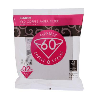 Hario V60 Coffee Filter [100 count]