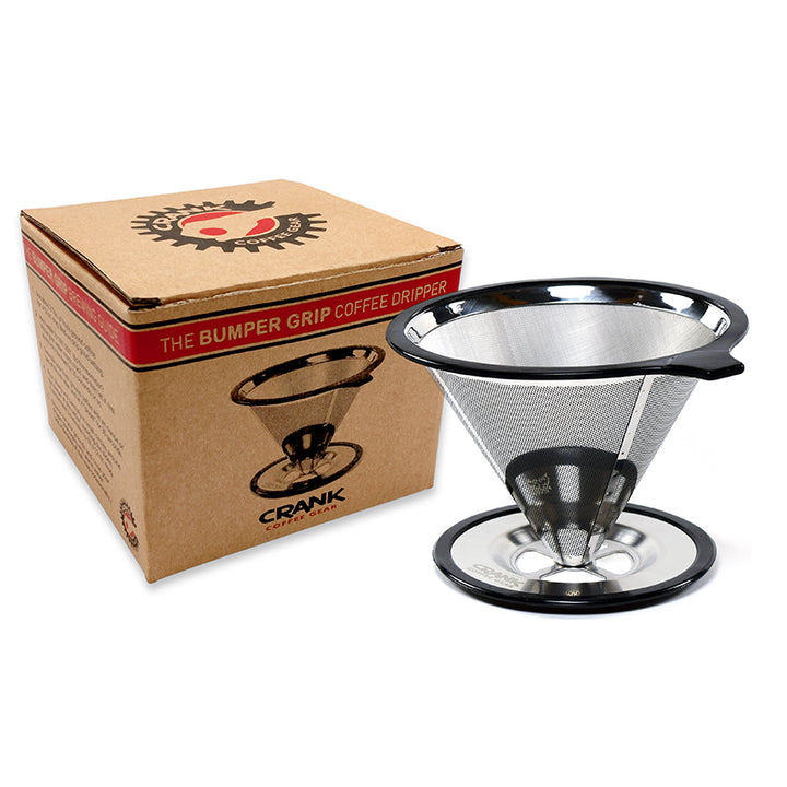 Crank Coffee Gear - The Bumper Grip Coffee Dripper
