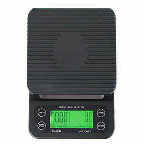 Precision Digital Coffee Brewing Scale and Timer