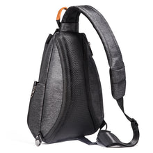 Charge Leisure Oblique Slung Crossbody Bag