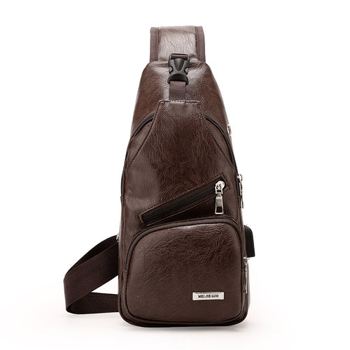 Cross Shoulder Outdoor Travel Crossbody Bag