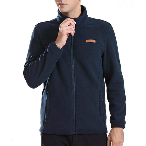 Thicken Cold-proof Casual Warm Men's Coat