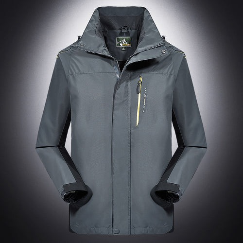 Outdoor Sports Storm Wind Protection Men's Jacket