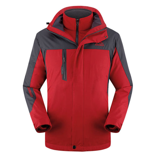 Mountaineering Hiking Windbreaking Men's Jacket