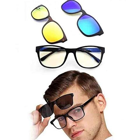 LUNETTES 3 IN 1 MAGIC 😎