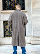 Mr. Clouseau Vintage Coat (Beige)
