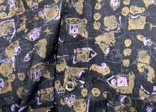 Mr. Cubist Vintage Printed Shirt for Men Print Details