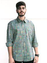 Mr. Impressionist Vintage Printed Shirt for Men Front