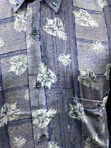 Mr. Dreamcathcer Vintage Printed Shirt for Men Print Details