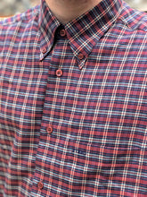 Mr. Checkered (Red) Vintage Shirt