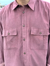 Mr. Corduroy (Pink) Vintage Shirt