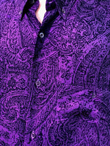 Mr. Paisley Vintage Shirt