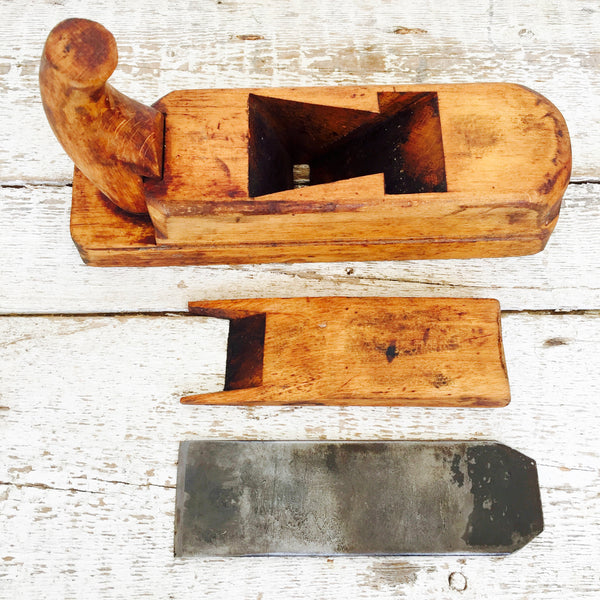 Timber Hand Plane