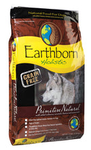Load image into Gallery viewer, Earthborn Holistic Primitive Natural Grain Free Dry Dog Food