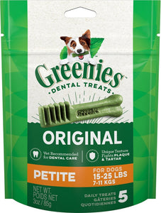 Greenies Petite Original Dental Dog Chews