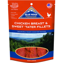 Load image into Gallery viewer, Blue Ridge Naturals Chicken Breast & Sweet Potato Fillets