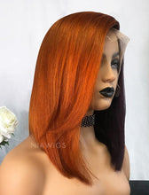 Load image into Gallery viewer, LYNN||VIRGIN HAIR LACE FRONT WIG