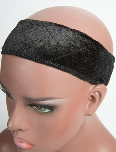 ADJUSTABLE LACE GRIP HAIR BAND