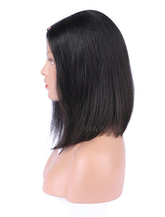 Load image into Gallery viewer, Bob Straight U Part Wig Short Bob Human Hair Uparting Wigs