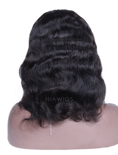 Load image into Gallery viewer, Leilani Body Wave U Part Human Hair Wig Middle Parting Upart Wigs