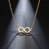 INFINITY CHAIN NECKLACE