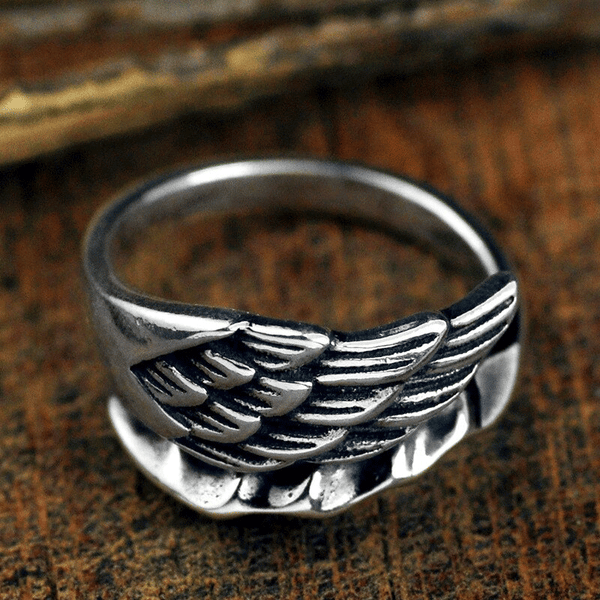 Guardian Angel Proteccion Ring