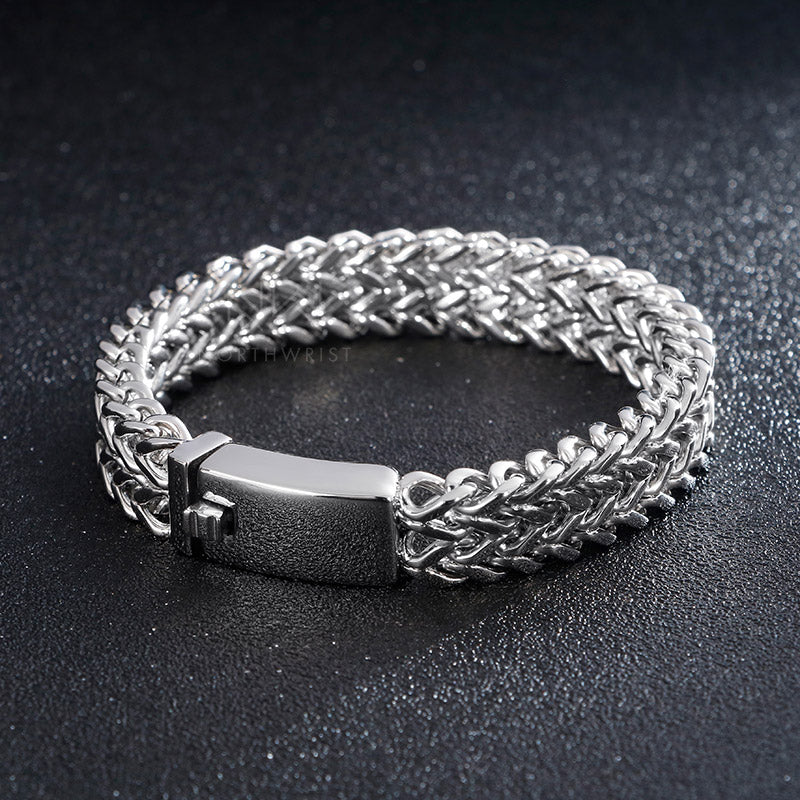 Netto Steel Bracelet