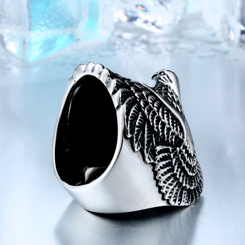 Guardian Eagle Ring