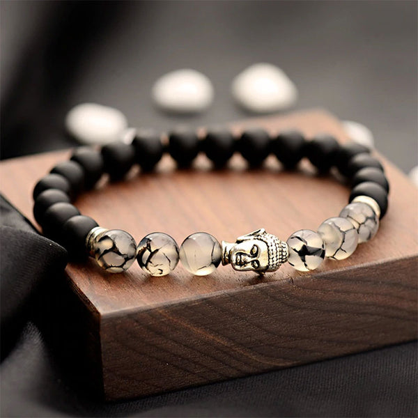 Buddha Prayer Beads Bracelet