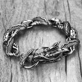 Ancient Dragon Chain Bracelet