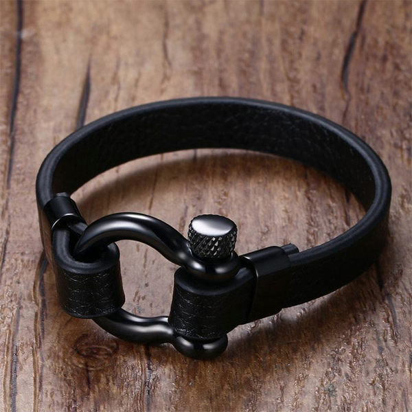Captain Shackle Bracelet