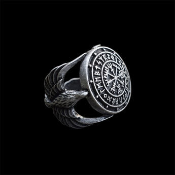Guidance Vegvisir Ring