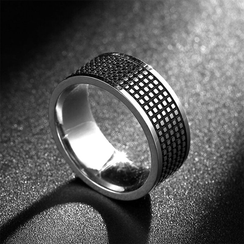 Tire Titanium Ring