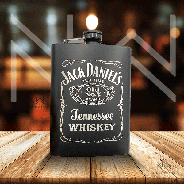 Whiskey Hip Flask