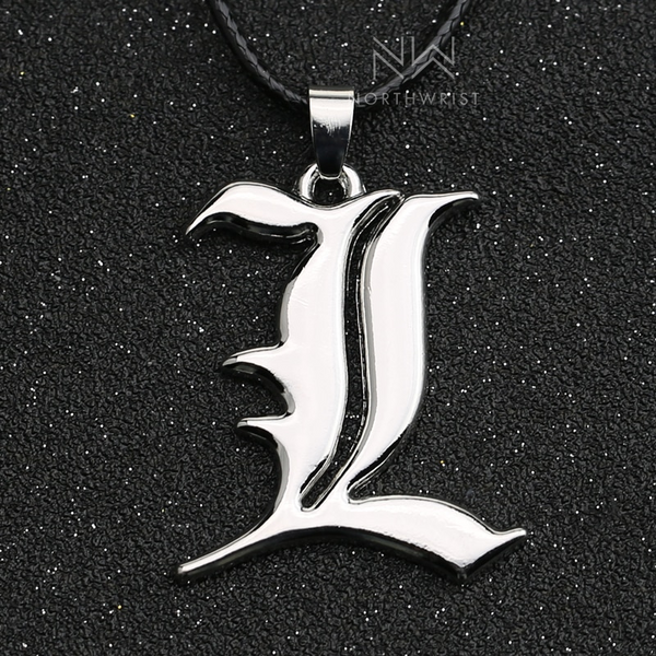 Double L Necklace