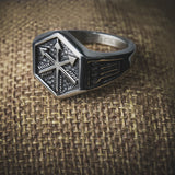 Bundle of Arrows Ring